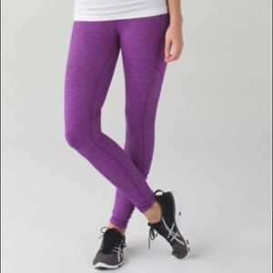 Lululemon Speed Tight IV *Rulu